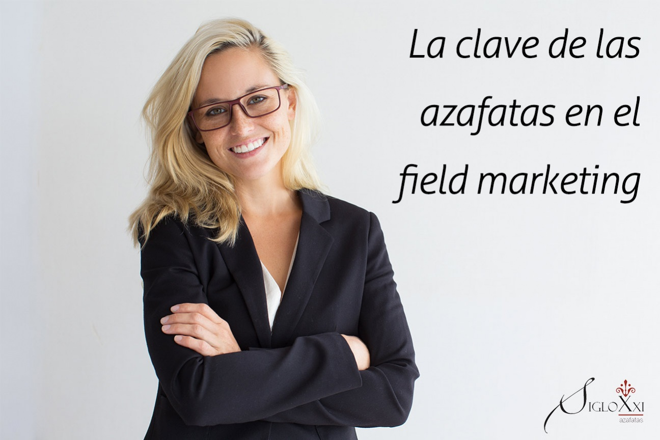 La clave de las azafatas en el field marketing