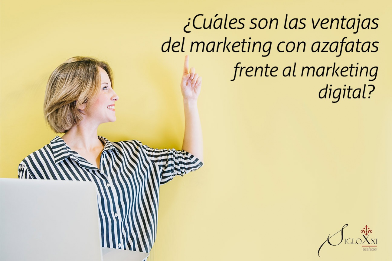 ¿Cuáles son las ventajas del marketing con azafatas frente al marketing digital?