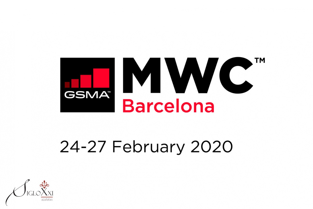 Azafatas para el Mobile World Congress 2020