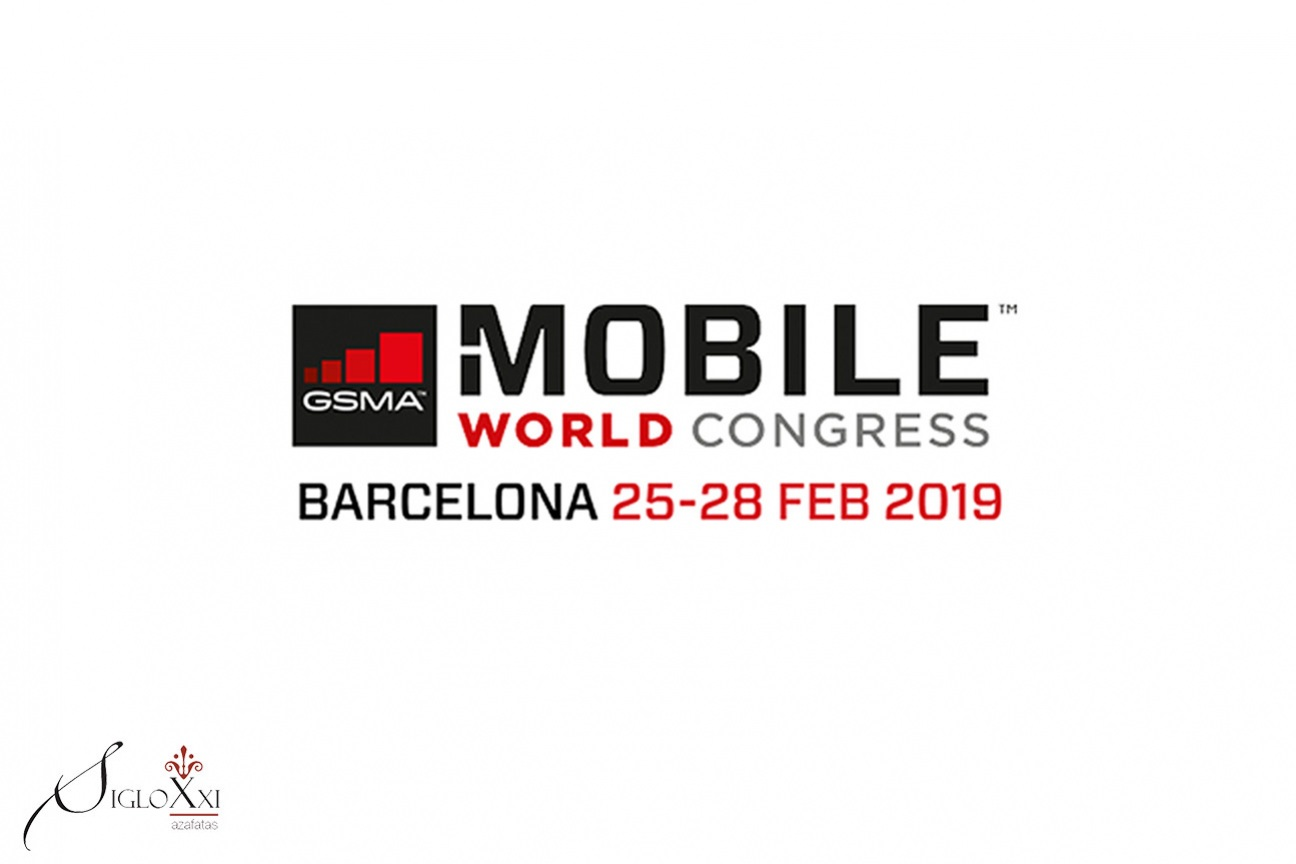 Azafatas para el Mobile World Congress